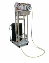 oil skimmers, cart mounted model 6V, enhanced oil recovery