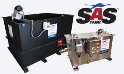 SAS - Separate and Skim Tank